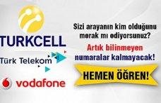Telefon Numarasının Kime Ait Olduğunu Ücretsiz Öğrenme