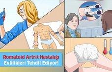 Romatoid Artrit Hastalığı Evlilikleri Tehdit Ediyor!