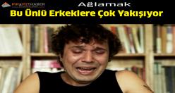 Ağlamak bazen bazı insanlara çok yakışıyor