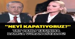 Erdoğan ile Çift'in Diyaloğu Programa Damga Vurdu