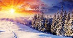 Güzel Kış Manzaraları