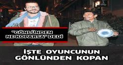 Mehmet Günsür'ün Gönlünden Bu Kadar Koptu