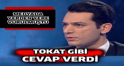 Murat Yıldırım Cevap Verdi