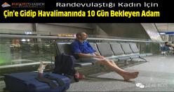 Randevulaştığı Kadın İçin Havalimanında 10 Gün Bekleyen Adam