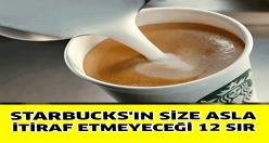 Starbucks'ın Bütçe ve Lezzet Dostu 12 Sırrı