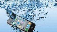 Telefonunuz Suya Düşerse !