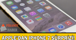 Apple iPhone 6s'i tanıttı!
