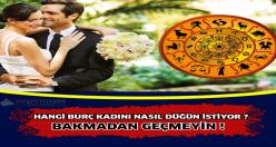 Burçlara Göre Evlilik ve Düğün Hayali
