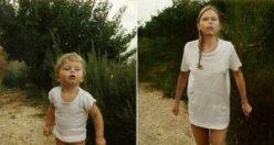 Çocukluk Fotoğrafları Yeniden Canlandırılırsa