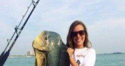 En güzel balıkçılar!