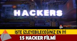En İyi 13 Hacker Filmi