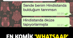 En Komik 'Whatsaap' Mesajları