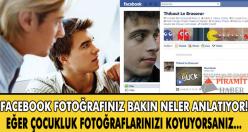 Facebook fotoğrafı ne anlatıyor?