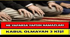 İslam alimleri o üç kişiyi açıkladı!