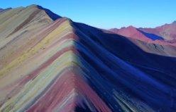 Peru Gökkuşağı Dağları: Rainbow Mountains