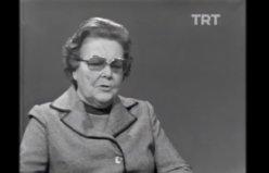 Sabiha Gökçen Atatürk'le Anılarını Anlatıyor!