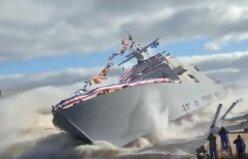 Dev gemiler suya nasıl indirilir?