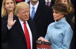 Donald Trump'ın Yemin Töreni ve Konuşması