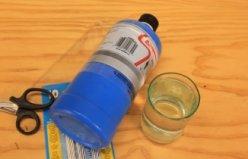 Suyun İçinde Yanan Mum Nasıl Yapılır?
