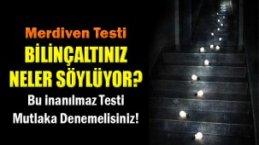 Merdiven Testi: Bilinçaltı Neler Söylüyor?