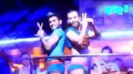 Survivor Turabi striptiz dansı full izle