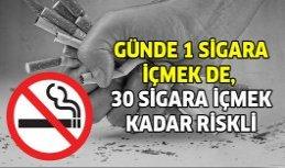 Türkiye'de sigara kullananların sayısı tekrar artmaya başladı
