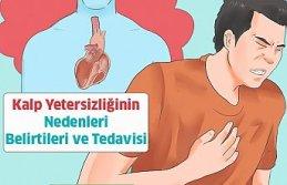 Kalp Yetersizliği Neden Olur? Belirtileri ve Tedavisi