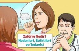 Zatürre Nedenleri Belirtileri ve Tedavisi