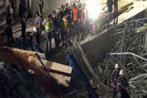 3. köprü viyadüğü çöktü: 3 ölü