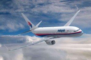 Kayıp Malezya yolcu uçağının düştüğü açıklandı