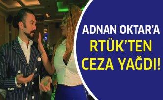 Adnan Oktar'a RTÜK'ten ceza yağdı!