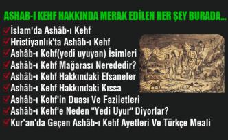 Yedi Uyuyanlar Ashab-ı Kehf Nerededir Ve Hikayesi Nedir?