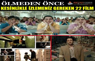 Kesinlikle İzlenmesi Gereken 22 Film