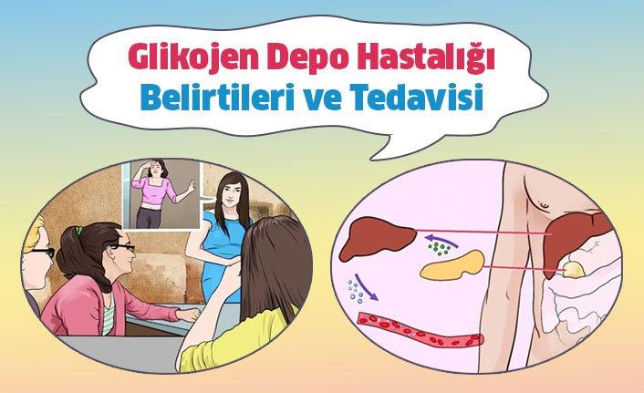 Glikojen Depo Hastalığı Belirtileri ve Tedavisi