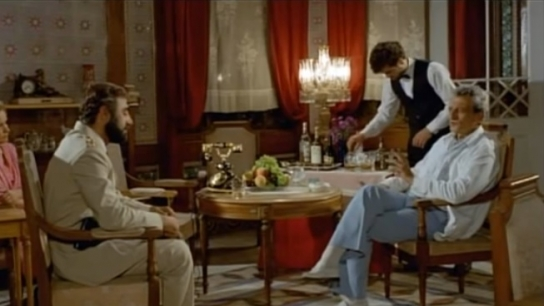Minyeli Abdullah Filminden Efsane Sahne
