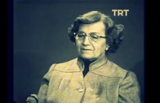 Rukiye Erkin Atatürk'le Anılarını Anlatıyor!