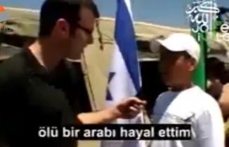 İsrail Çocuklarını İnsanlık Dışı Eğitiyor!