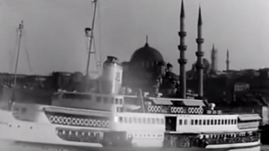Fransızların çektiği 1964 İstanbul belgeseli