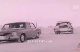Eski Murat 124 Otomobil Tanıtımı