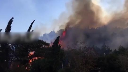 İsrail kaç gündür yanıyor!