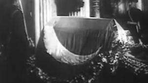 Atatürk'ün İlk Cenaze Töreni