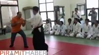 Türk Güreşçi Aikido Ustasını Yere Serdi