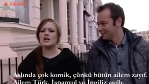 Dünyaca ünlü şarkıcı Adele'in kökeni Türk çıktı!