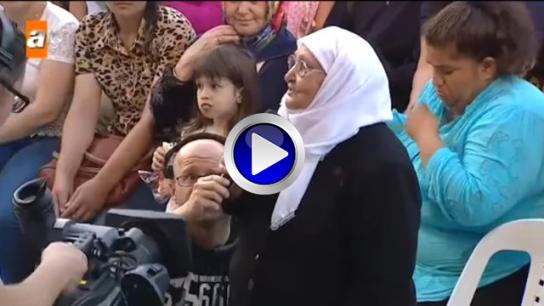 Yaşlı kadının anlattıkları herkesi şaşırttı!